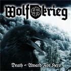 WOLFKRIEG Death - Award for Hero album cover