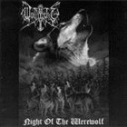 WOLFNACHT Night of the Werewolf album cover