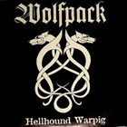 WOLFPACK Hellhound Warpig album cover