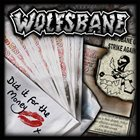 WOLFSBANE Did it for the Money album cover