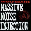 WOLFSBANE Massive Noise EP album cover