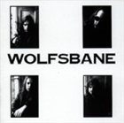 WOLFSBANE Wolfsbane album cover
