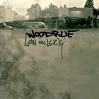 WOODRUE Low On Luck album cover