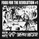 WORMROT Food for the Revolution #1 album cover
