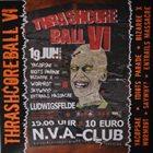 WORMROT Thrashcore Ball VI album cover