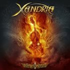 XANDRIA Fire & Ashes album cover
