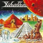 XIBALBA Grey Infinity album cover