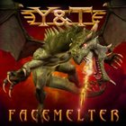 Y & T Facemelter album cover
