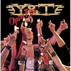 Y & T Open Fire album cover