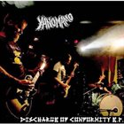 YANOMAMÖ Discharge Of Conformity album cover