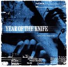 YEAR OF THE KNIFE First State Aggression album cover