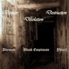 YHDARL Despair Desolation Destruction album cover