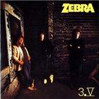 ZEBRA — 3.V album cover