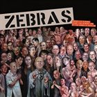 ZEBRAS Parasitic Clones Under The Strong Arm Of The Robotic Machine / Hurns (The First) album cover