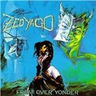 ZED YAGO From Over Yonder album cover