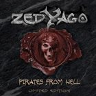 ZED YAGO Pirates From Hell album cover