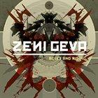 ZENI GEVA Alive and Rising album cover