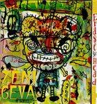 ZENI GEVA Erase Yer Head No. 1 album cover