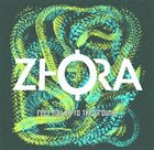ZHORA Feet Nailed To The Ground album cover