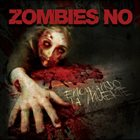 ZOMBIES NO Encarando La Muerte album cover