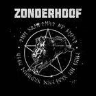 ZONDERHOOF Hakken! album cover