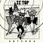 ZZ TOP Antenna album cover