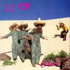 ZZ TOP El Loco album cover