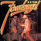 ZZ TOP Fandango! album cover