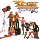 ZZ TOP Greatest Hits album cover