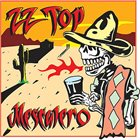 ZZ TOP Mescalero album cover