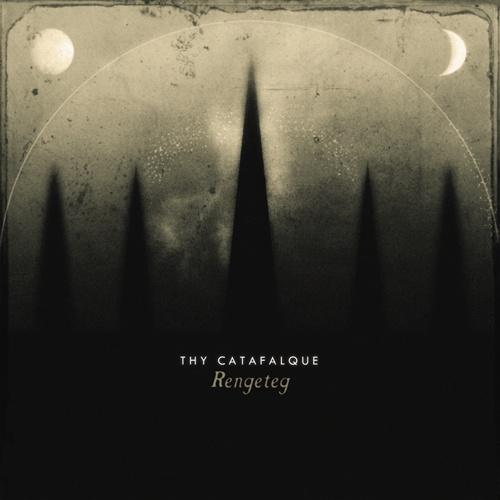 THY CATAFALQUE - Rengeteg cover