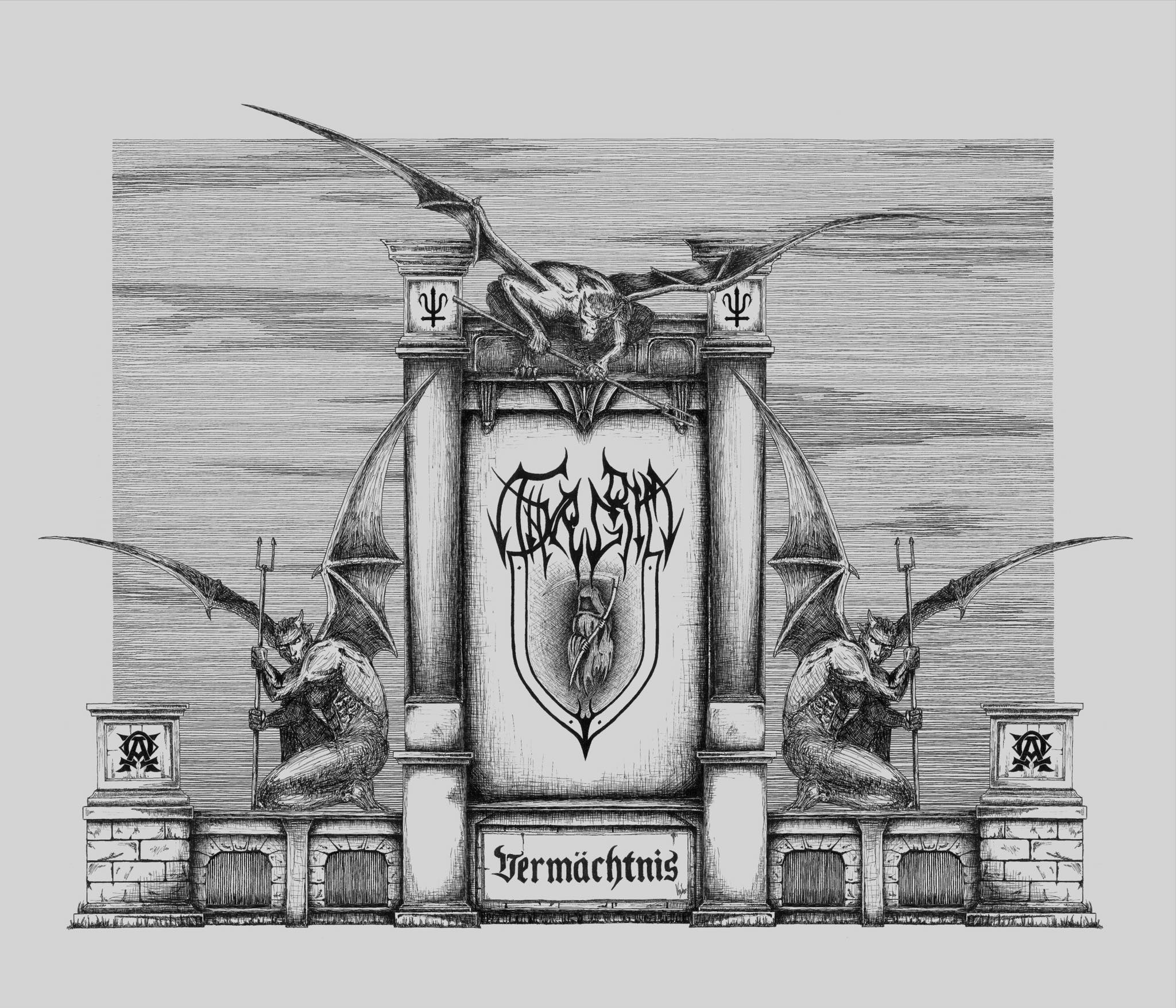 THYRGRIM - Vermächtnis cover