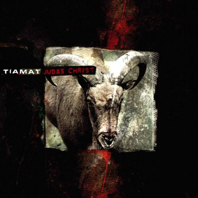 TIAMAT - Judas Christ cover