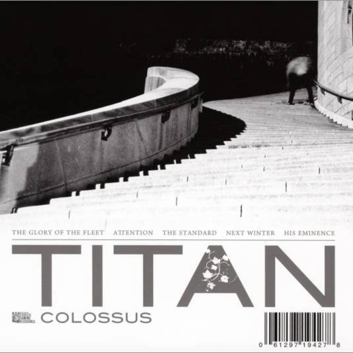 TITAN - Colossus cover