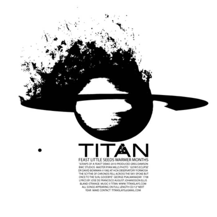 TITAN - Scraps Of A Feast cover