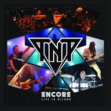 TNT (NORWAY) - Encore: Live In Milano cover