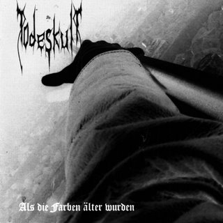 TODESKULT - Als die Farben lter wurden... cover 