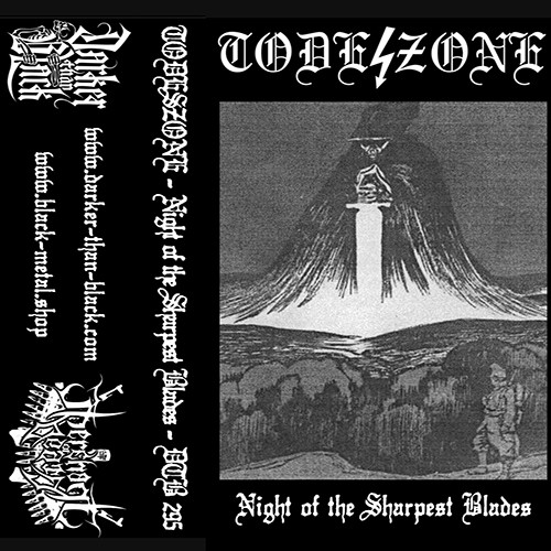 TODESZONE - Night of the Sharpest Blades cover