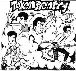 TOKEN ENTRY - Ready Or Not...Here We Come!! cover