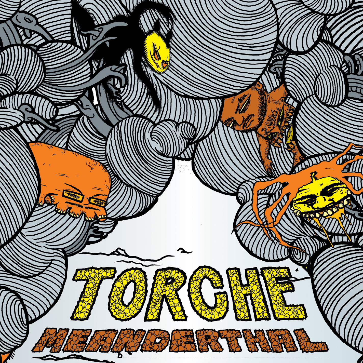 TORCHE - Meanderthal cover
