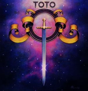 TOTO - Toto cover