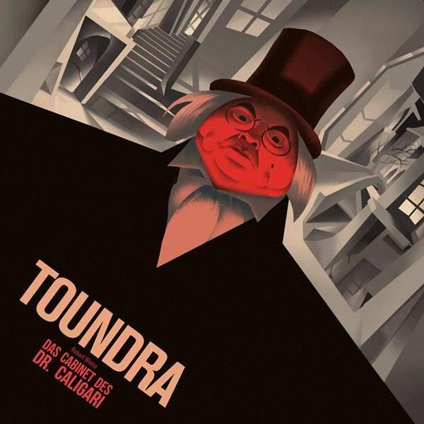 TOUNDRA - Das Cabinet Des Dr. Caligari cover