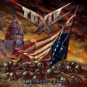 TOXIK - Breaking Class cover