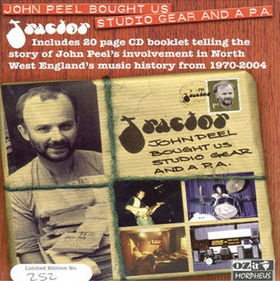 TRACTOR - John Peel Bought Us Studio Gear And A PA cover