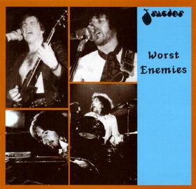 TRACTOR - Worst Enemies cover