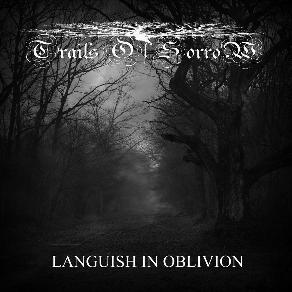 TRAILS OF SORROW - Languish in Oblivion cover