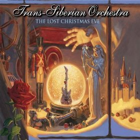 TRANS-SIBERIAN ORCHESTRA - The Lost Christmas Eve cover