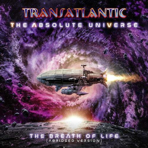 TRANSATLANTIC - The Absolute Universe - The Breath of Life cover