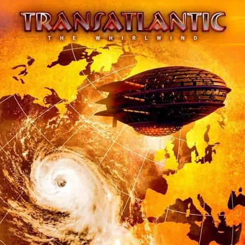 TRANSATLANTIC - The Whirlwind cover
