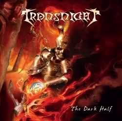TRANSNIGHT - The Dark Half cover